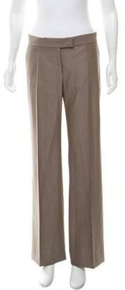 Stella McCartney Mid-Rise Flare Pants