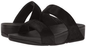 FitFlop Shimmy Suede Slide Women's Shoes