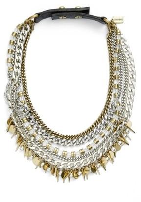 Women's Jenny Bird Talitha Multistrand Collar Necklace $175 thestylecure.com