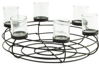 Candle Holder Centerpiece