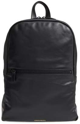 Common Projects Soft Leather Backpack