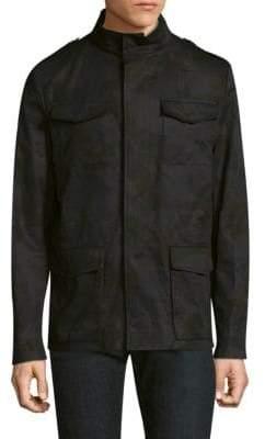 Etro Sahariana Sport Cotton Jacket