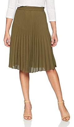 Ella Moon Women's Standard Pleated Skirt
