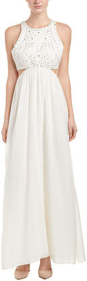 Ella Moss Eyelet Maxi Dress