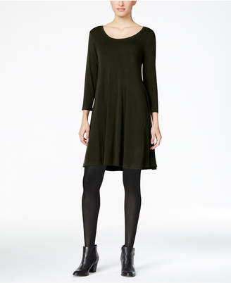 Style&Co. Style & Co Swing Dress, Created for Macy's
