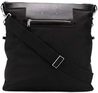 Maison Margiela zipped messenger bag