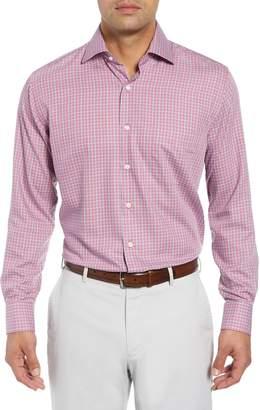Peter Millar Province Regular Fit Check Sport Shirt