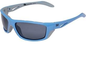 Mens Clarity Blue Sunglasses Blue