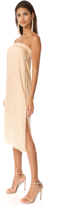 Elizabeth and James Clarence Strapless Dress $575 thestylecure.com
