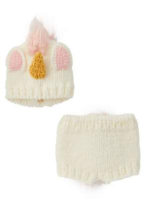 So'dorable Chunky Knit Hat & Diaper Pant - Set of 2 (Baby)