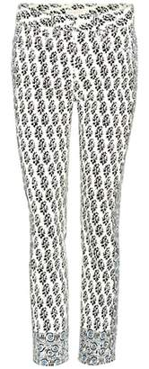 Tory Burch Reya cropped jeans
