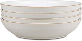 Denby Natural Canvas 4-Pc. Pasta Bowl Set