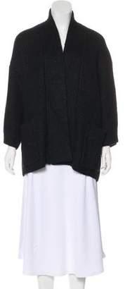 Isabel Marant Knit Kimono Sleeve Cardigan