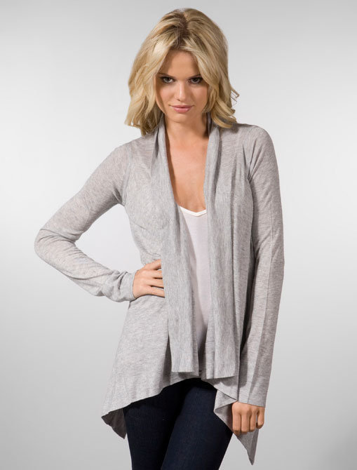 Line Clark Wrap in Grey