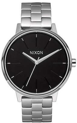 Nixon Analog Kensington Stainless Steel Bracelet Watch