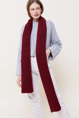 Urban Outfitters Chunky Ribbed Scarf