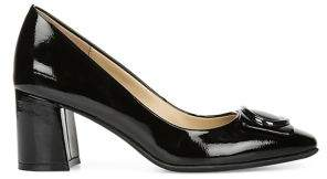 Naturalizer Winona Faux Patent Leather Pumps