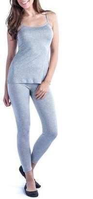 24/7 Comfort Apparel Women's Black Camisole Top