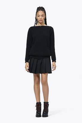 Marc Jacobs Wool-Cashmere Boatneck Sweater