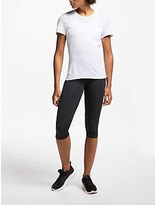 adidas How We Do 3/4 Running Tights, Black