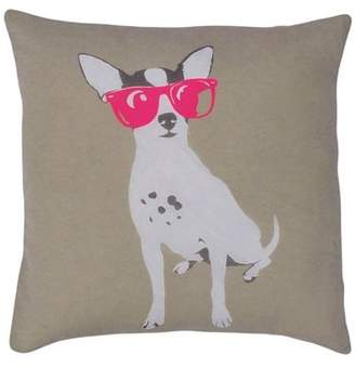 Duck River Yeah! Dog Sunglasses Decorative Pillow Cover