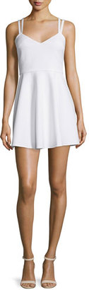 French Connection Whisper Light Strappy Sundress $159 thestylecure.com