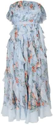 Zimmermann Bowie Floral Waterfall Dress
