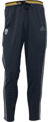 adidas Mens Juventus Training Pants Dark Grey/Charcoal Grey/Collegiate Gold