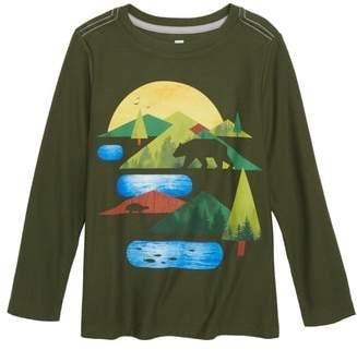 Tea Collection Great Lakes Graphic T-Shirt