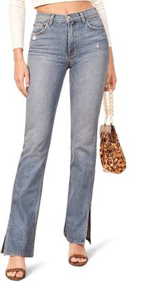 Reformation Perri Flare Jeans