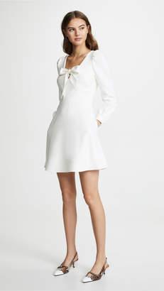 Black Halo Ellen Mini Dress