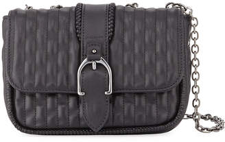 Longchamp Amazone Mini Quilted Leather Crossbody Bag