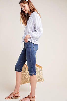Pilcro and the Letterpress Pilcro Mid-Rise Skinny Pedal Pusher Jeans
