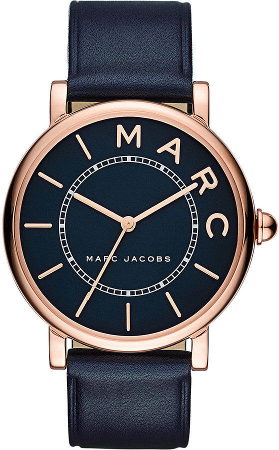 Marc Jacobs Marc Jacobs Roxy rose-gold watch
