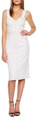Bardot Stella Denim Dress