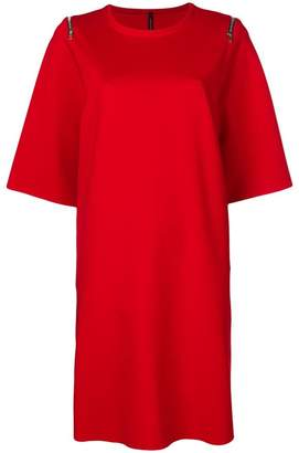 Pierantonio Gaspari Pierantoniogaspari loose fit T-shirt dress