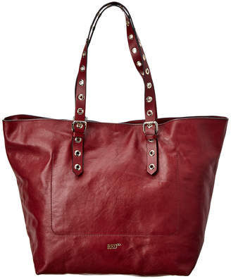 RED Valentino Adjustable Leather Tote