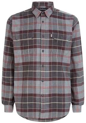 Barbour Cotton Flannel Salton Check Shirt