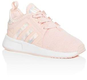 10d24f06ac02e adidas Girls  X PLR Knit Low-Top Sneakers - Walker
