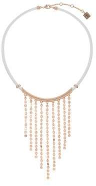 Laundry by Shelli Segal Paillette Frontal Necklace