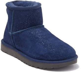 UGG Classic Mini Milky Way Faux Fur Boots