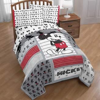 Disney Disney's Mickey Mouse Classic Twin Full Comforter