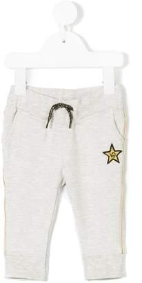 Vingino star patch track pants