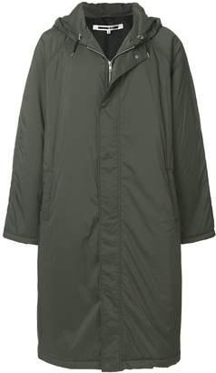 McQ loose fit coat