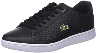 bedafb080a020 Lacoste Men s Carnaby Evo 118 2 SPM Trainers