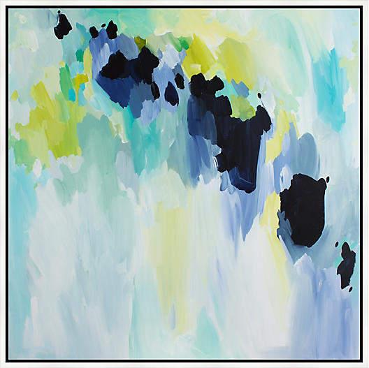 Linda Colletta – Sidewalk Chalk – 24″L x 24″W Art