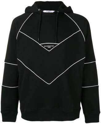 Givenchy (ジバンシイ) - Givenchy コントラスト パーカー