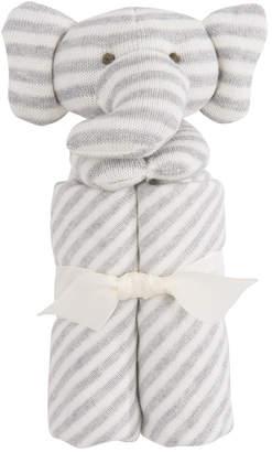 Elegant Baby Elephant Blankie