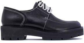 3.1 Phillip Lim Cat Two-Tone Leather Brogues