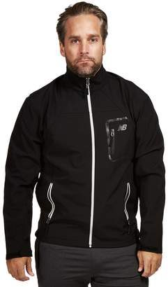 New Balance Men's Woven Softshell Jacket